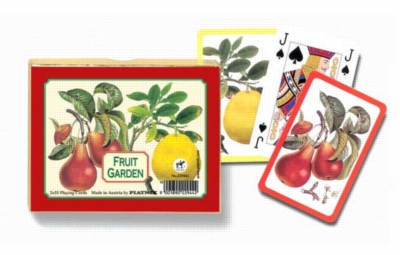 Fruit Garden - Double Deck Playing Cards