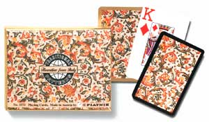 Florentine (Jumbo Index) - Double Deck Playing Cards