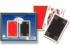 Grand Slam - Double Deck Playing Cards
