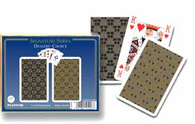 Dealer's Choice - Double Deck Playing Cards