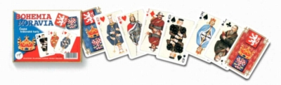 Bohemia - Double Deck Playing Cards
