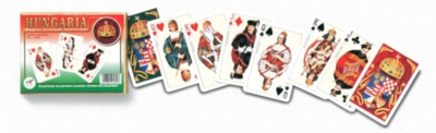 Hungaria - Double Deck Playing Cards