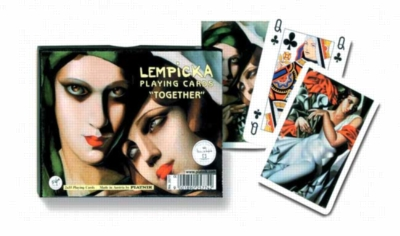 Lempicka: Together - Double Deck Playing Cards
