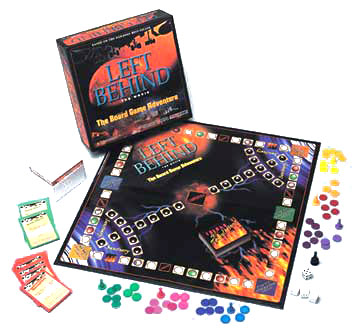 Left Behind The Movie Board Game - Board Game