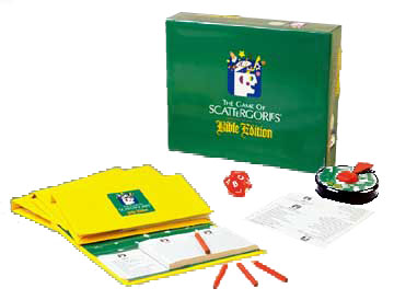 Scattergories Bible Edition - Board Game