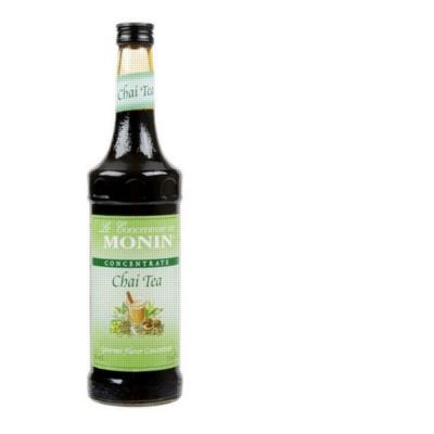 Monin Chai Tea Concentrate - 750ml Glass Bottle