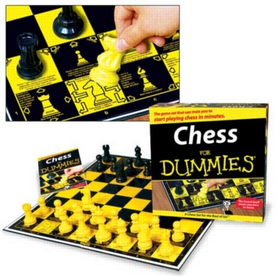 Chess for Dummies - Chess Set