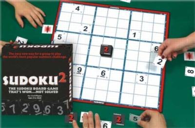 Sudoku 2 - Board Game