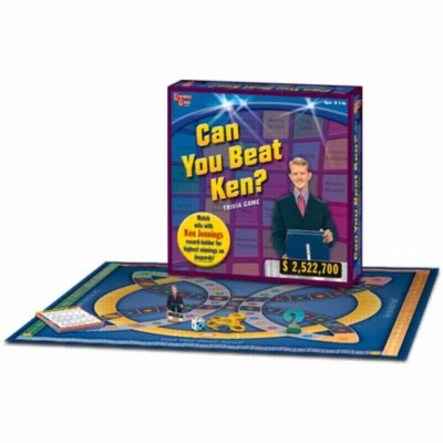 Can You Beat Ken - Board Game