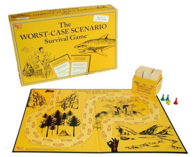 The Worst Case Scenario: Survival Game - Board Game