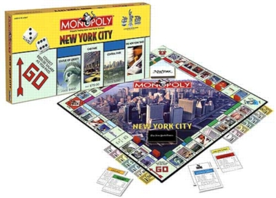 Monopoly: New York City Edition - Board Game