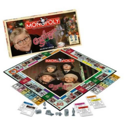 Monopoly: Christmas Story Edition - Board Game