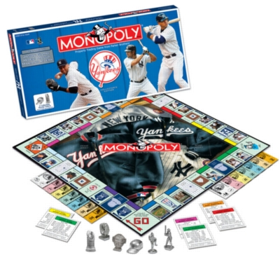 Monopoly: New York Yankees 2006 Edition - Board Game
