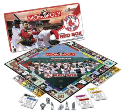 Monopoly: Boston Red Sox Collectors Edition - Board Game