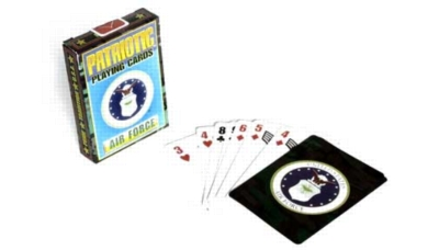 Air Force - Playing Cards