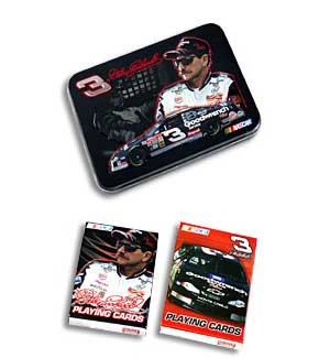 Nascar: Dale Earnhardt 2 Deck Tin