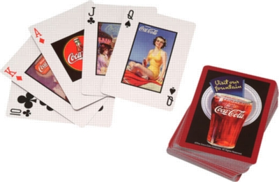 Coca-Cola: Vintage Playing Cards