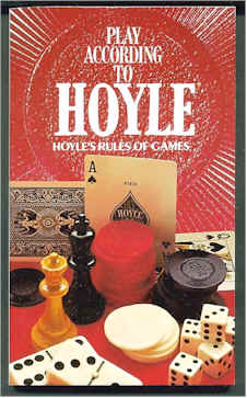 According To Hoyle - Rule Book