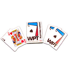 World Poker Tour - Playing Cards