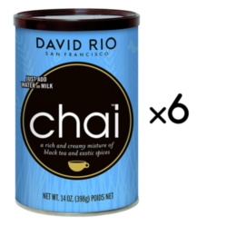 David Rio Chai (Endangered Species) - 14oz Canister Case