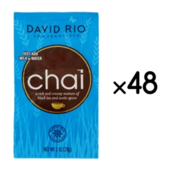 David Rio Chai (Endangered Species) - Single Serve Case of 48