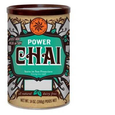David Rio Power Chai - 14oz Canister