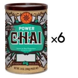 David Rio Power Chai - 14oz Canister Case