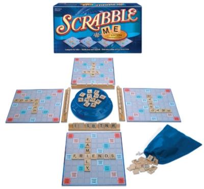 Scrabble Me - Board Game