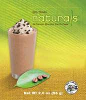 Big Train Blended Ice Coffee Naturals - Single Serve Packets Case