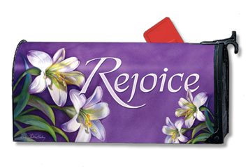 Rejoice - Mailbox Cover By Magnet Works