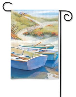 Gone Ashore - Garden Flag by Magnet Works