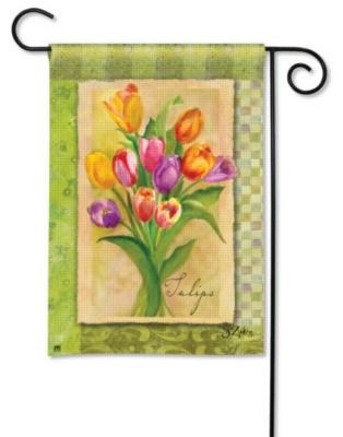 Tulip Splendor - Garden Flag by Magnet Works