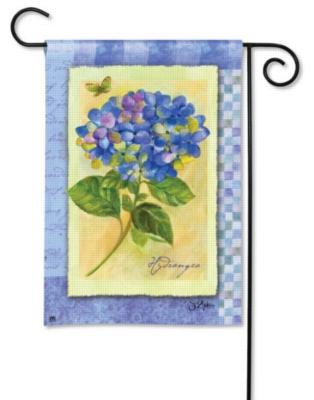 Hydrangea Splendor - Garden Flag by Magnet Works