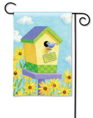 Home Tweet Home - Garden Flag by Magnet Works