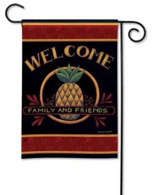 Welcome - Garden Flag by Magnet Works