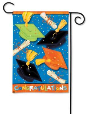 Graduation - Garden Flag by Magnet Works