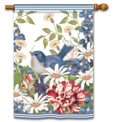 Garden Bouquet - Standard Flag by Magnet Works