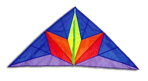 Delta Stern - Single Line Kite by HQ