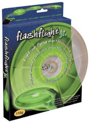 Flashflight Jr. - L.E.D. Flying Disc