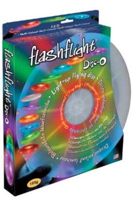 Flashflight Disco - L.E.D. Flying Disc