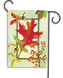 Leaves of Fall - Garden Flag by Toland