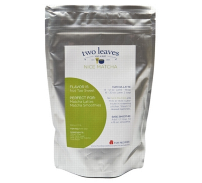 Two Leaves Tea: Nice Matcha - 500g Bulk Bag