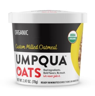 Umpqua Oats (Organic) - 2.65 Oz. Cups