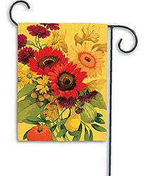Fall Bouquet - Garden Flag by Toland