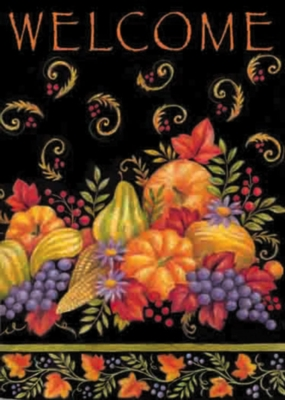 Glorious Fall - Garden Flag by Toland