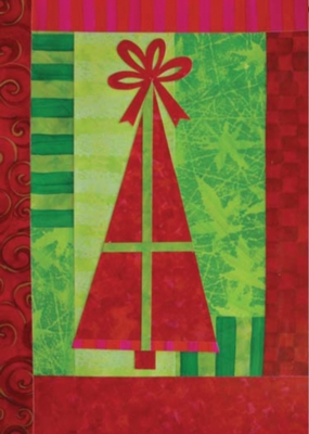 Christmas Tree - Standard Flag by Toland