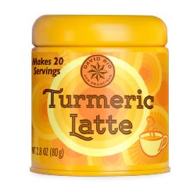 David Rio Turmeric Latte - 2.8oz (80g) Canister