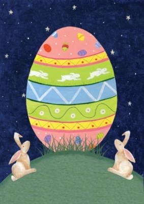 Giant Egg - Garden Flag by Toland