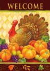 Turkey Harlequin - Garden Flag by Toland