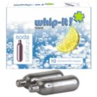 Whip-it! Co2 Soda Charger - 10ct Box